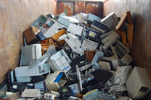 computer recycling business