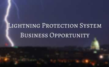 lightning protection business plan