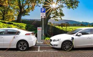 ev charging business