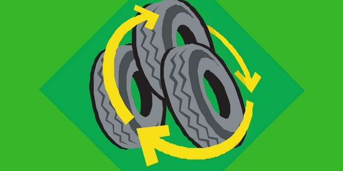 Starting Waste Tyre Recycling Plant - Profitable Business
