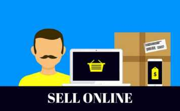 procedure to get products for online selling