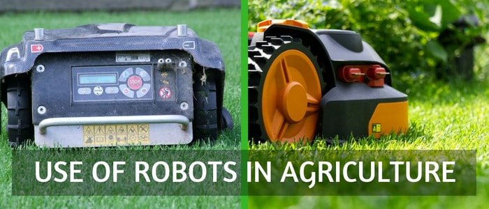 use of robots in agriculture