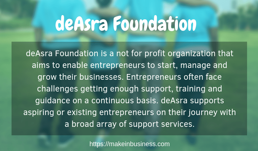 small capital food business ideas contributed by deAsra foundation