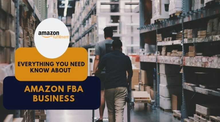 How To Start A Successful Amazon FBA Business