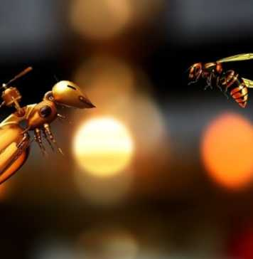 bee drones are the new drone technology and it will excel in future