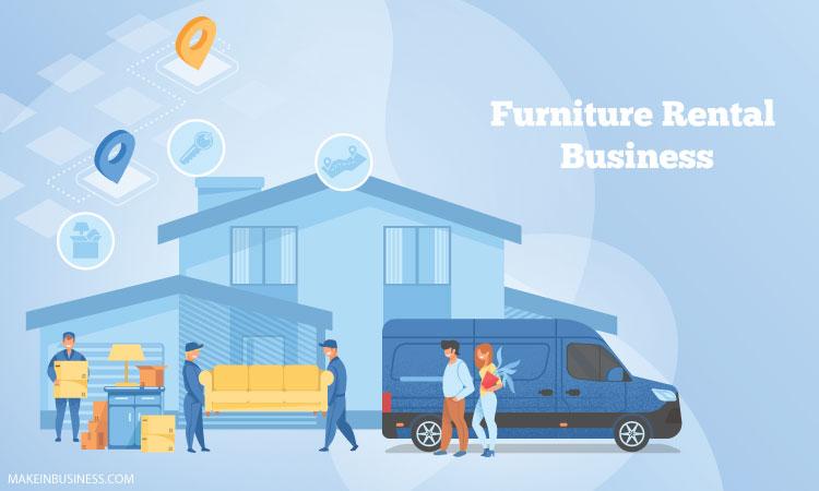 Furniture Rental Business